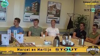 Stout geeft gastles aan Bouwmensen ZHZ