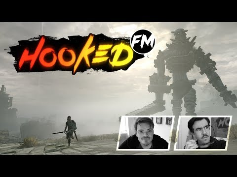 Hooked FM #158 – Shadow of the Colossus, Kingdom Hearts 3, Metroid Prime 4, Black Panther & mehr!