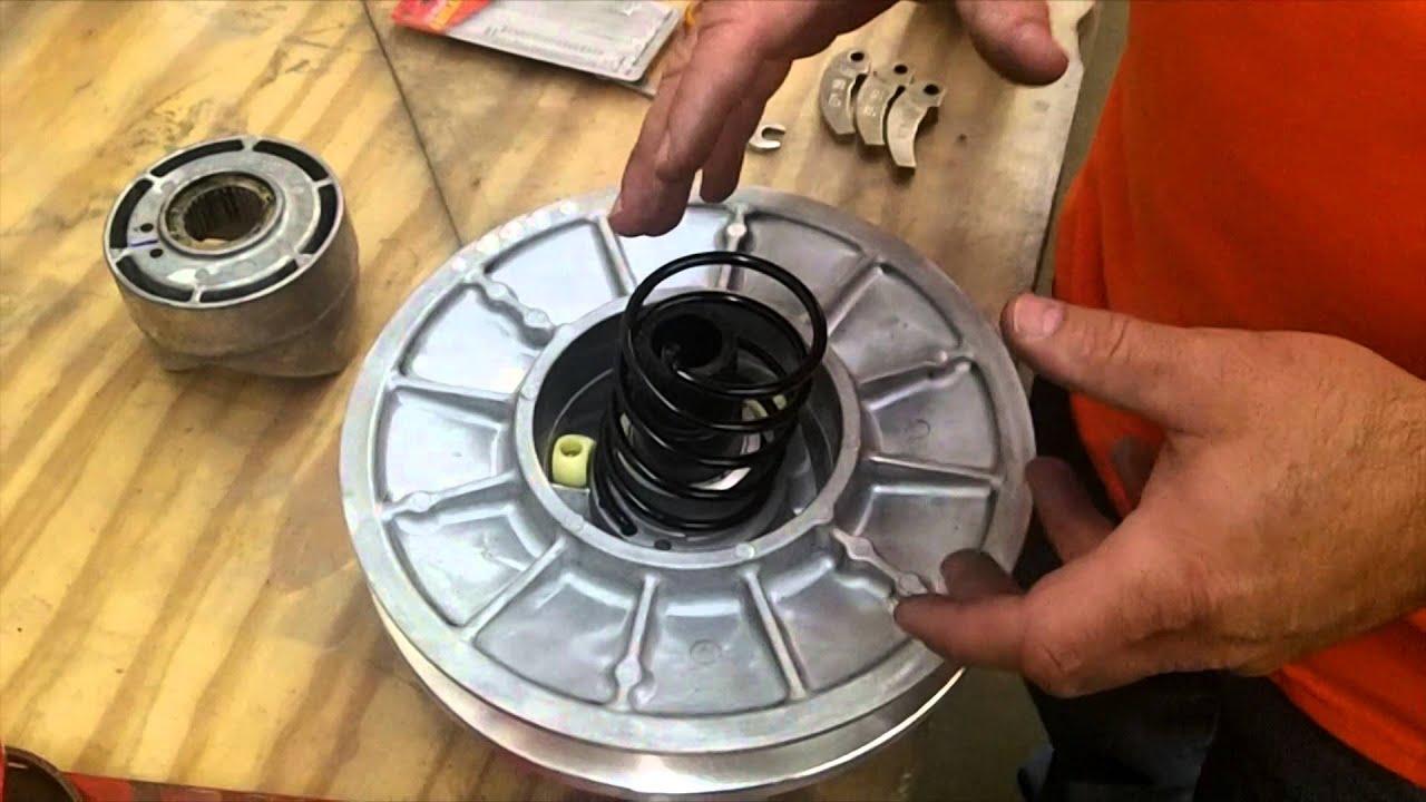 2015 Polaris Rzr >> 570 Sportsman 2014-15 Clutch Kit Install - EPI Performance - YouTube