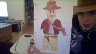 Clip.15,of LEGO Indiana Jones DRAWING