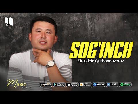 Sirojiddin Qurbonnazarov - Sog'inch