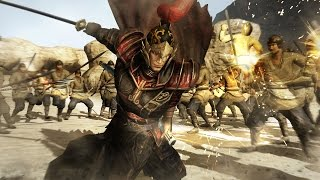 Dynasty Warriors 8 Empires Gameplay PC HD 1080p