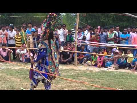 Chiruhatu chou dance performance at Raisa
