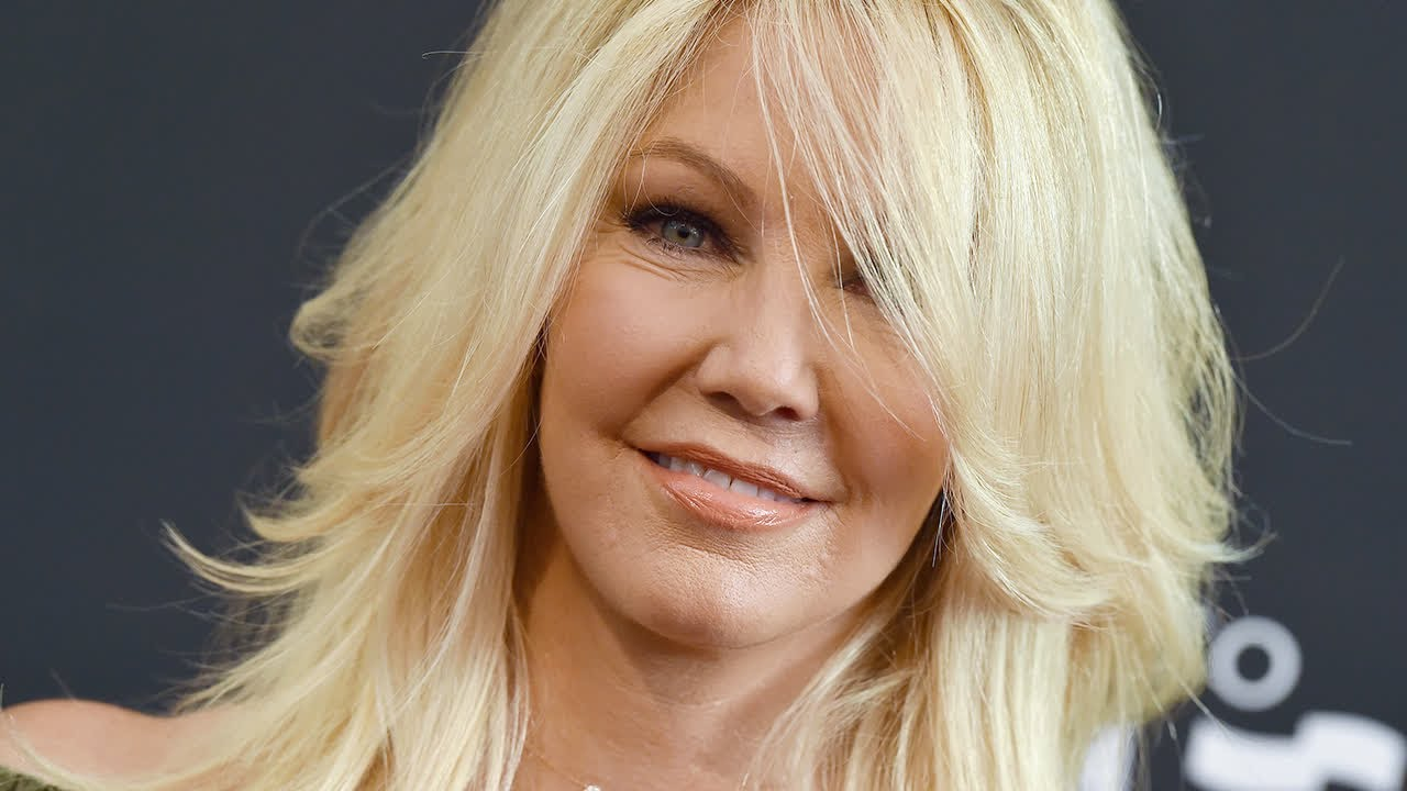 Heather Locklear opens up on finding love again, returning to acting ...