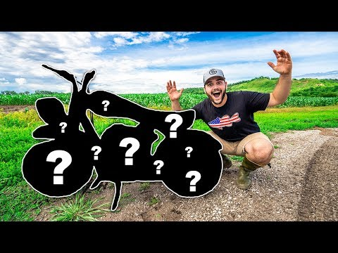 I BOUGHT A NEW TOY FOR MY FARM!!!! (DANGEROUS)