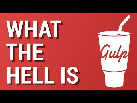 Gulp from scratch: Intro - What the hell is Gulp? - 동영상