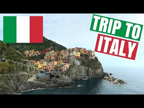 TRAVEL GUIDE TO ITALY VLOG !!!