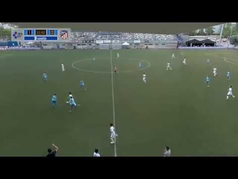 Japan Football Association -  Atlético de Madrid [2-0] Madrid Football Cup Semifinal 15.09.2018