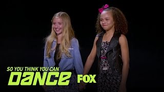 """Comfort's Final Decision From """"The Next Generation: Academy #2""""   SO YOU THINK YOU CAN DANCE"""