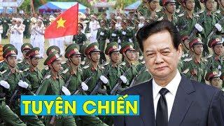 Tướng Quân Đội sừng sỏ nhất tuyên bố TRUNG THÀNH với Nguyễn Tấn Dũng #VoteTv