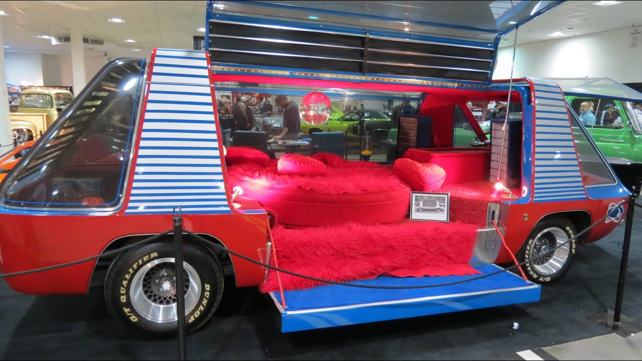 Barris Offer Porno my dream vehicle is the george barris' 1966 tradesman supervan