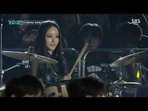 20161226 SAF AYEON (아연)  ROCK PERFORMANCE