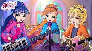 """Winx Club - Season 8 - Song """"Fly to my heart"""" [EXCLUSIVE VIDEOCLIP]"""