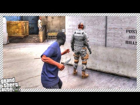 Hilarious Assassination Fails! - GTA 5 MOD