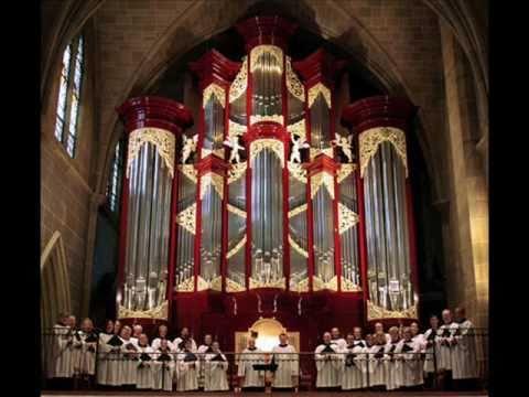 St. Joseph Cathedral Organ.wmv