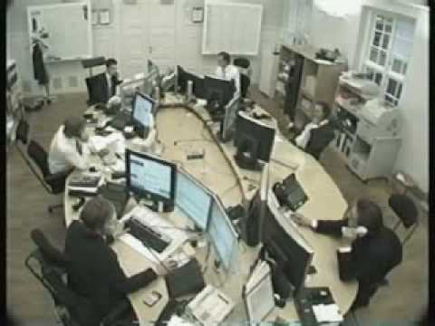 Office fight (full version)  www.harpun.no