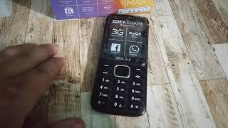 Unboxing del Blu Zoey Smart Z230L (el más barato en Paraguay con Whatsapp)
