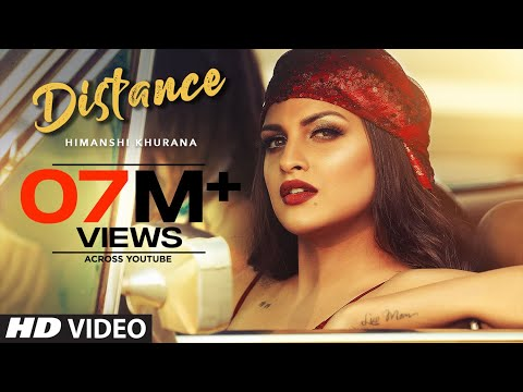 Himanshi Khurana (Full Song) Distance | Bunty Bains | Desi Crew | Latest Punjabi Songs 2020
