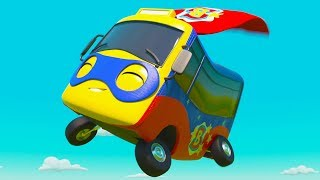 Super Hero Buster! | Morphle and Friends | Cartoons for Kids| Go Buster