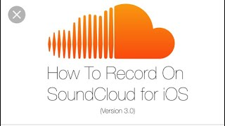HOW TO UPLOAD MUSIC ON SOUNDCLOUD ON IOS (AUDIOCOPY) Mp3