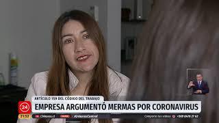 "Empresa ""Don Hugo"" invocó ""caso fortuito"" para justificar despidos"
