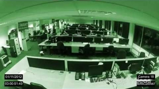 (Tailer Indian) PARANORMAL ACTIVITY / GHOST caught on cctv