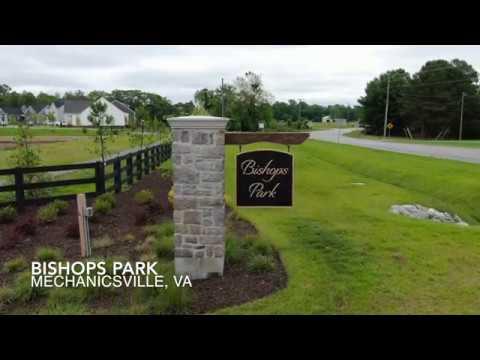 Bishops Park, A Main Street Homes Neighborhood In Mechanicsville, VA!