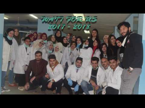 "mannequin challenge "" 4th grade / college of dentistry - university of Baghdad """