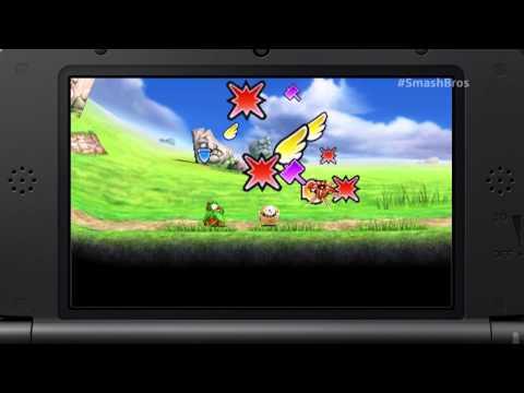 Nintendo 3DS - Super Smash Bros. for 3DS E3 2014 Trailer
