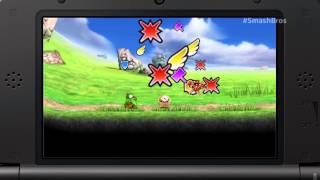 Nintendo 3DS - Super Smash Bros. for 3DS E3 2014 Trailer
