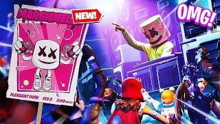FORTNITE MARSHMELLO ENCORE EVENT RIGHT NOW! (Fortnite LIVE)