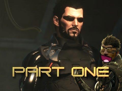 Deus Ex Mankind Divided Walkthrough Gameplay Part 1 - Live w/ FPSdougan