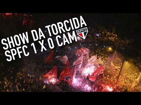 SHOW DA TORCIDA: LIBERTADORES - SPFC 1 X 0 CAM - #ISSOÉMORUMBI | SPFCTV