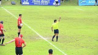 Philippine Volcanoes vs Singapore Rugby