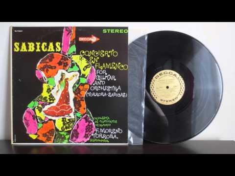 Concierto En Flamenco For Guitar And Orchestra   Moreno Torroba   Sabicas