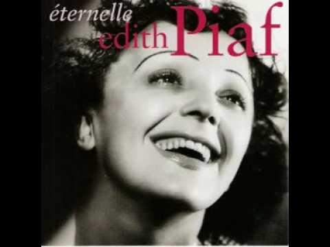 Edith Piaf - Plus bleu que tes yeux