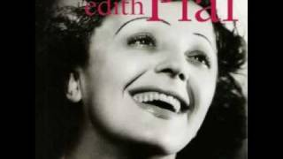 Watch Edith Piaf Plus Bleu Que Tes Yeux video
