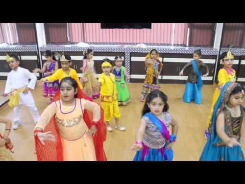 Maiya Yashoda Dance By Kids | Janmashtami Celebrations