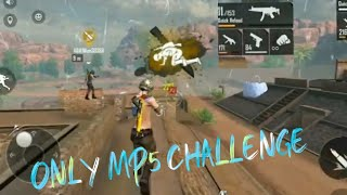 Only MP5 challenge in free fire|||Rk gaming playing free fire |||#rkgaming#freefire#mp5challange