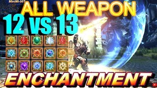 ALL Weapon Enchantment Review Neverwinter 2017