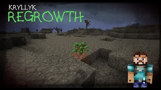 Minecraft FTB Regrowth - Ep. 1 - New HQM ModPack Hype