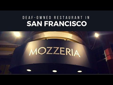 Mozzeria - Deaf-owned Restaurant in San Francisco