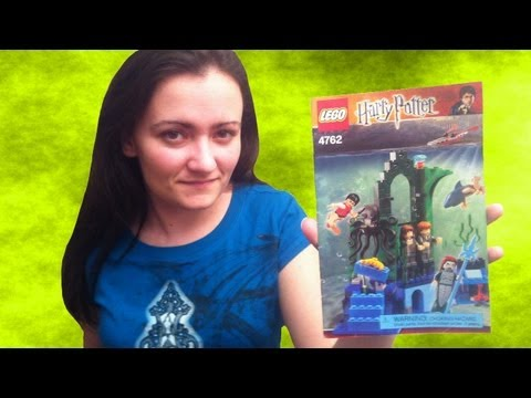 LEGO Harry Potter 4762 Rescue From the Merpeople LEGO Review