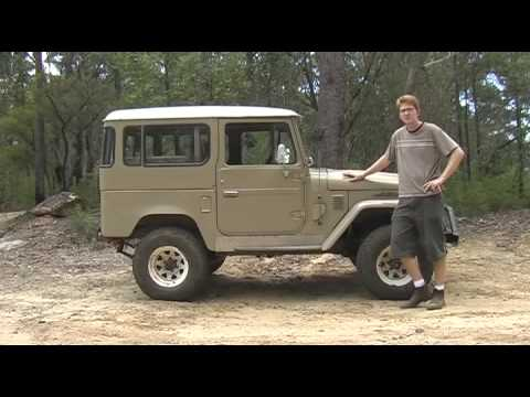 1978 Toyota Landcruiser Fj40 Review Youtube