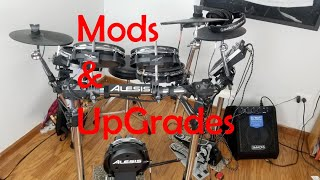 Alesis Surge Mesh Updated Review, Modification, & Accessories.