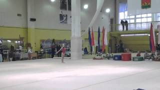 Ekaterina Sokova/Екатерина Сокова FX 28 February 2014