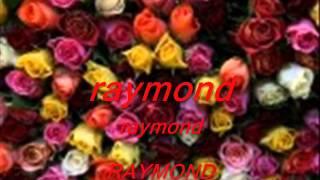 Raymond de melody maeker - Rozen heben doornen