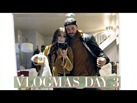 WHO IS DRESSED BETTER? AND BEHIND THE SCENES OF INSTAGRAM PICS: VLOGMAS DAY 3