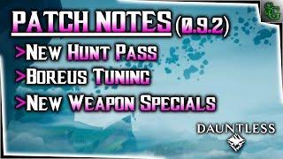 Dauntless update videos / KidsIn