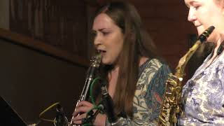 "Virginia MacDonald/Nicole McCabe Quintet at The Rex Jazz & Blues Bar - ""Coast to Coast"""